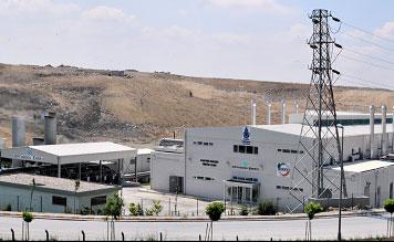 İstanbul'da 800.000 Nüfusun Elektriği Çöpgazından Üretiliyor